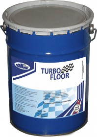 TurboFloor Cure 20, 10 кг, 180 кг